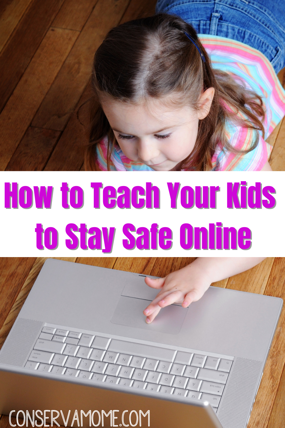 How to Teach Your Kids to Stay Safe Online