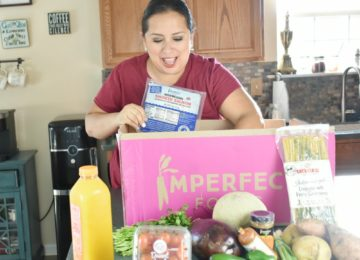 Imperfect Foods is a must have for busy moms