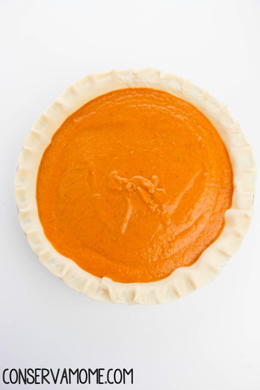 Easy Pumpkin Pie Recipe: How to make Pumpkin Pie
