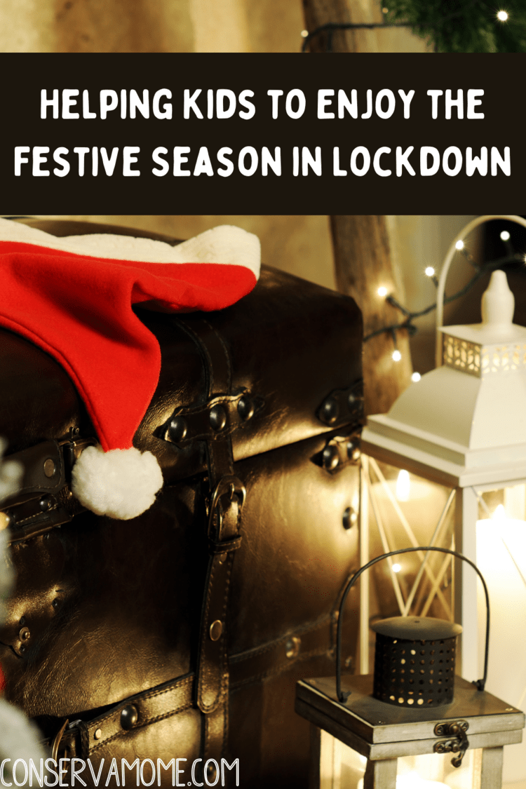 Helping Kids to Enjoy the Festive Season in Lockdown