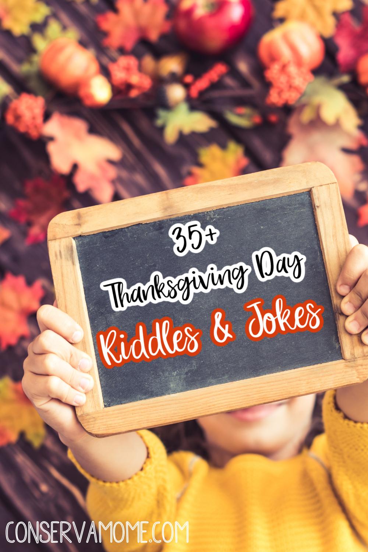 Thanksgiving day riddles & Jokes