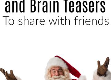 Christmas riddles & Brain teasers