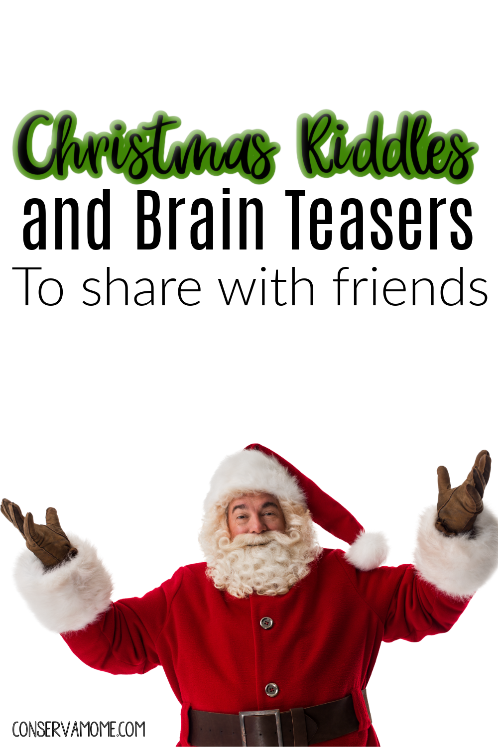 Christmas riddles & Brain teasers