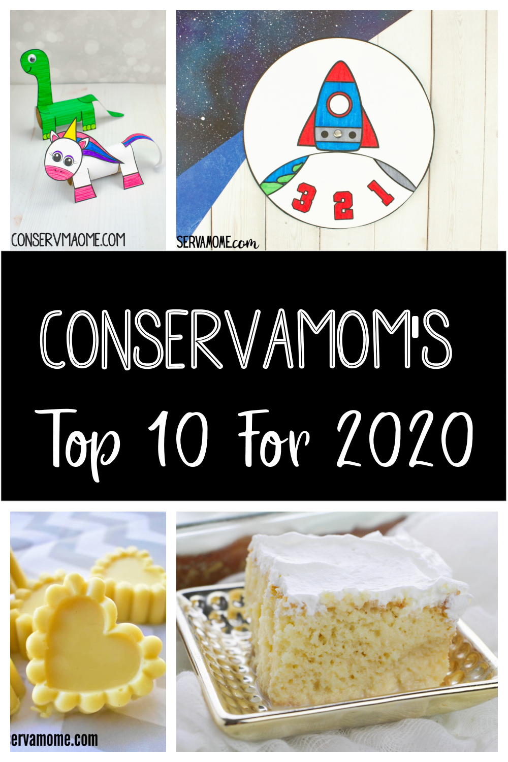 Conservamom's Top 10 Posts of 2020.