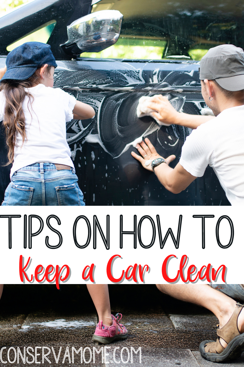 Tips on how to keep a car clean