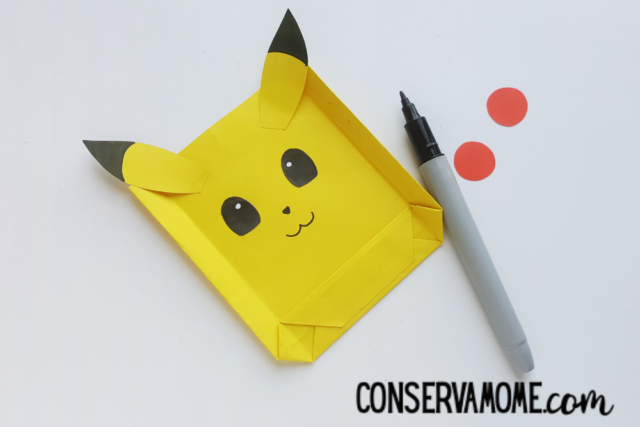 Pokemon Paper Bags : A Fun Pokemon Craft for Kids