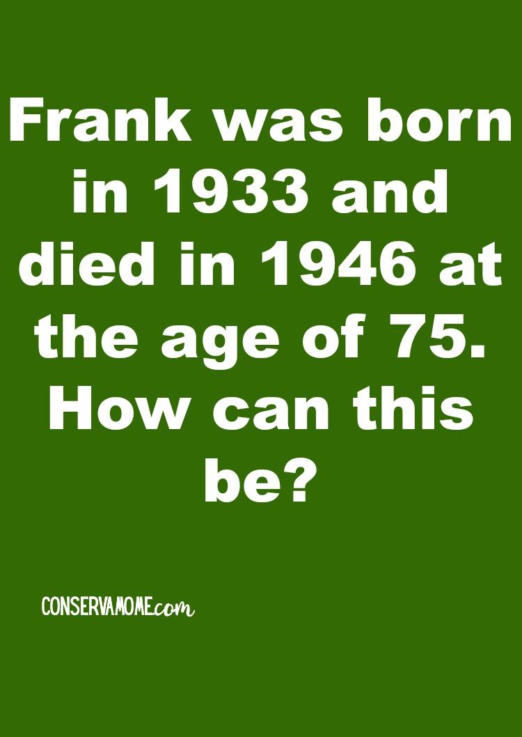 hard riddle
