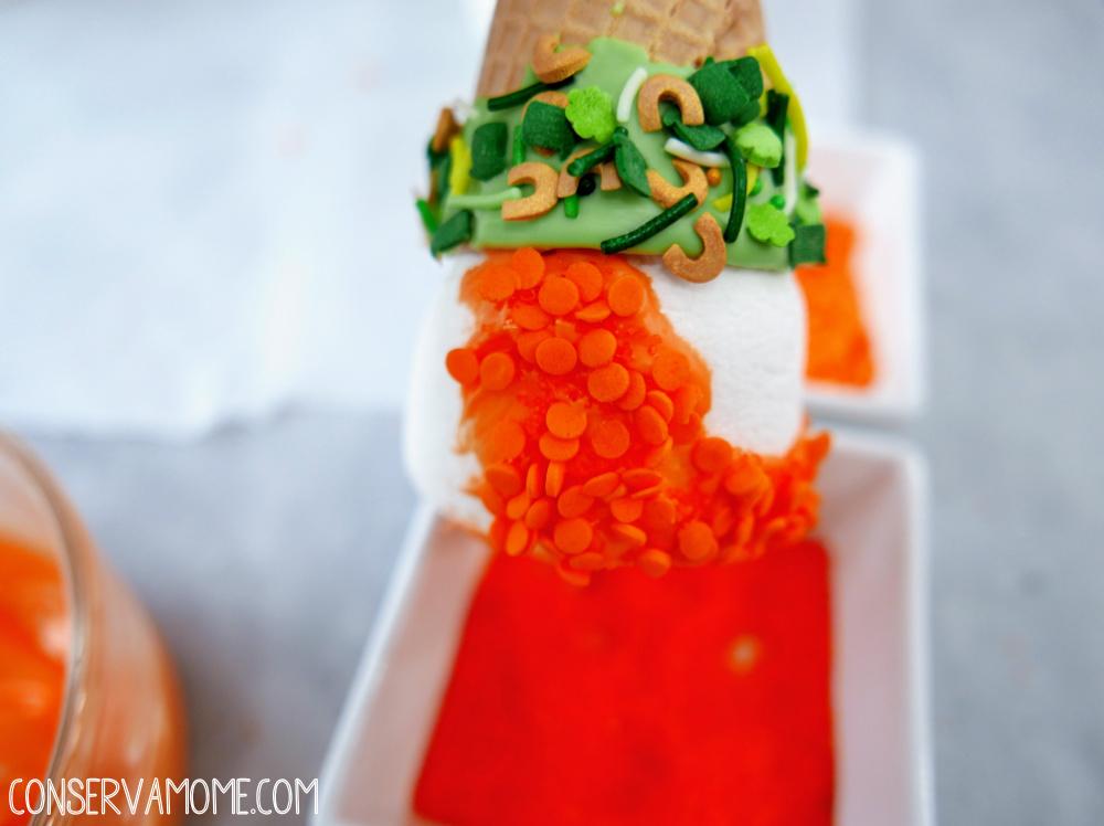 Leprechaun Gnome Treat for kids