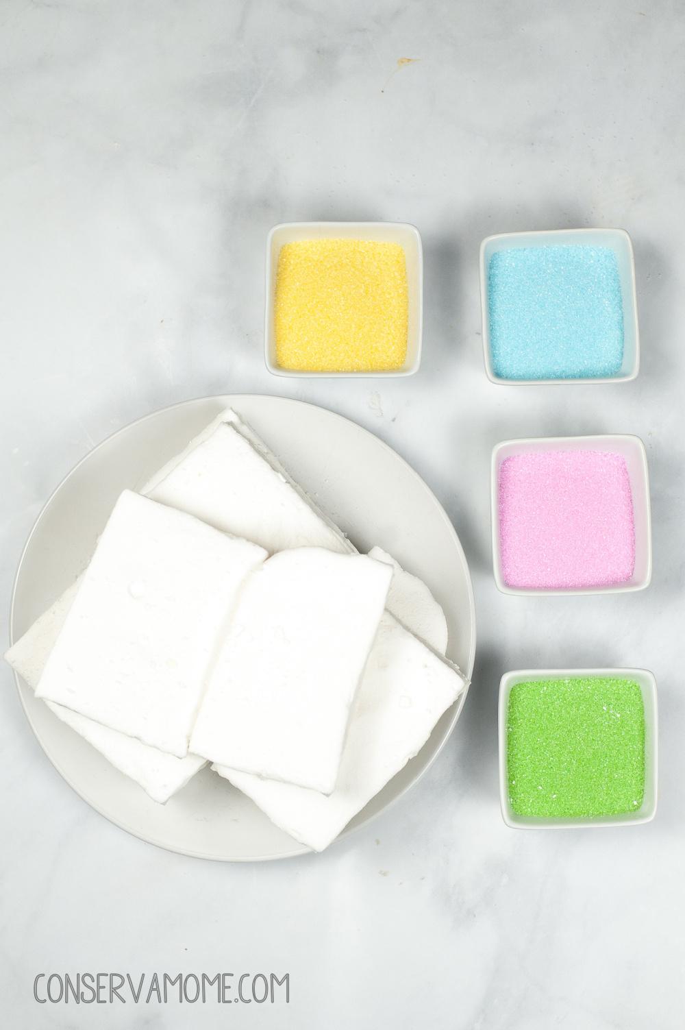 How to make Homemade Peeps