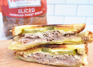 Cuban Medianoche Sandwich