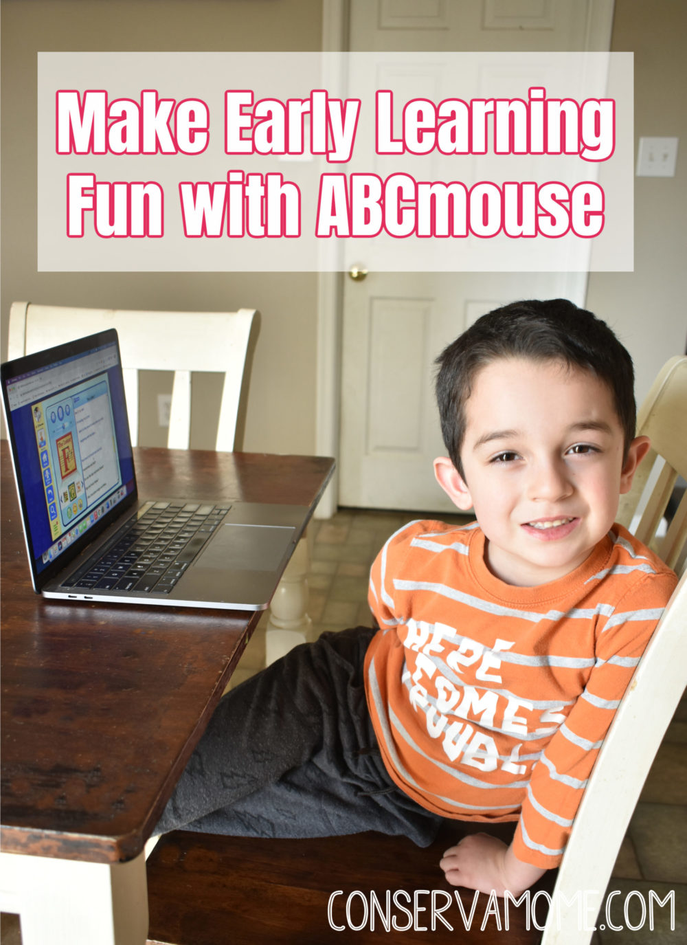 Make Early Learning Fun With ABCmouse