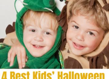 4 Best Kids Halloween Costume ideas for 2021
