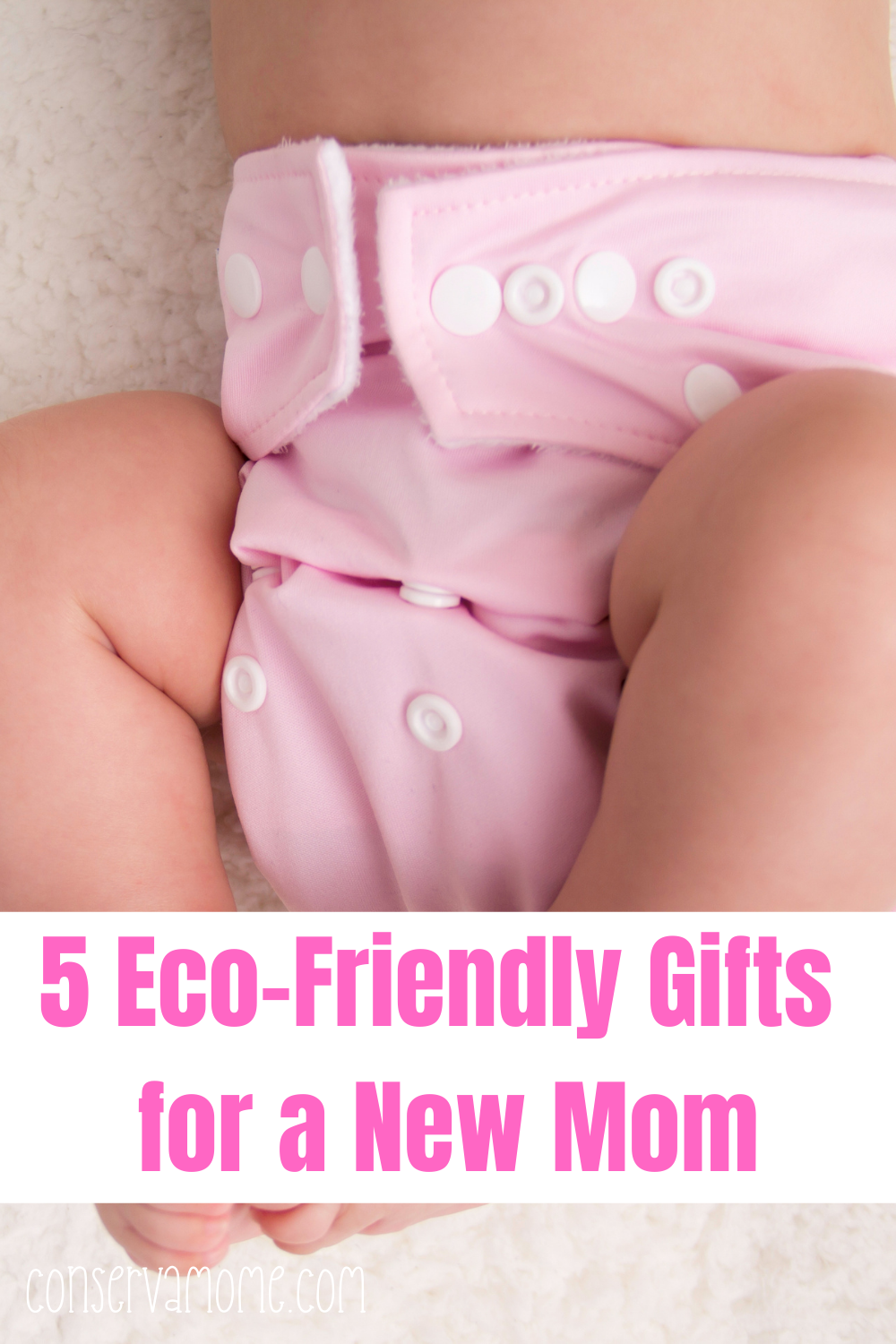 5 Eco-friendly gifts for a new mom