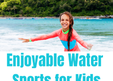Enjoyable water sports for kids