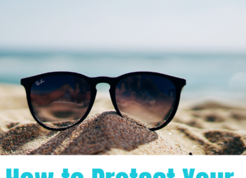 How to protect your sunglasses while traveling