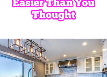 Looking for ways to make your kitchen look amazing without breaking the bank? Improving Your New Kitchen Might Be Easier Than You Thought. Check out tips to help improve your kitchen and make it look new.
