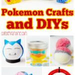 Pokemon crafts and diys