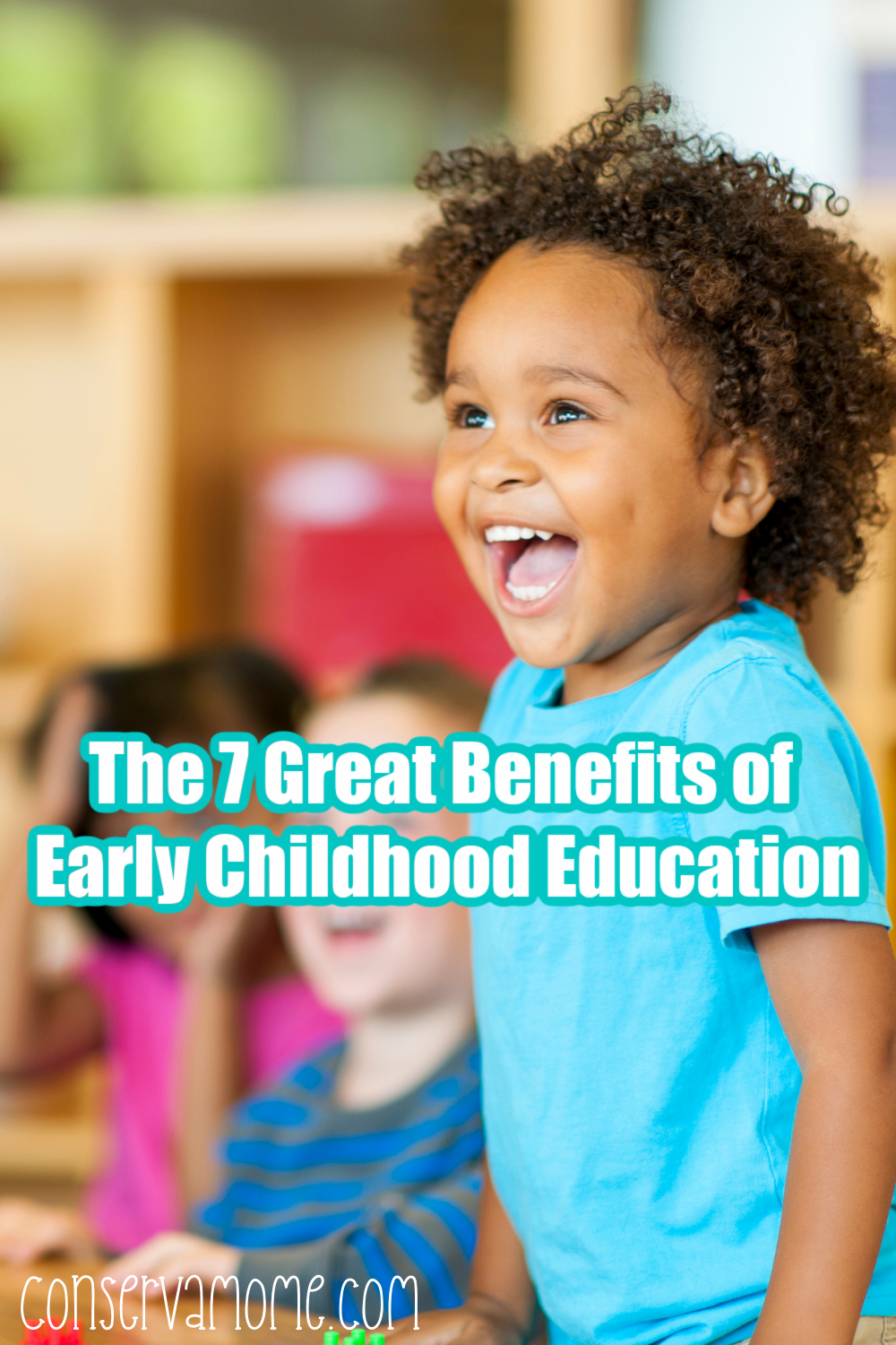 The 7 Great Benefits of Early Childhood Education
