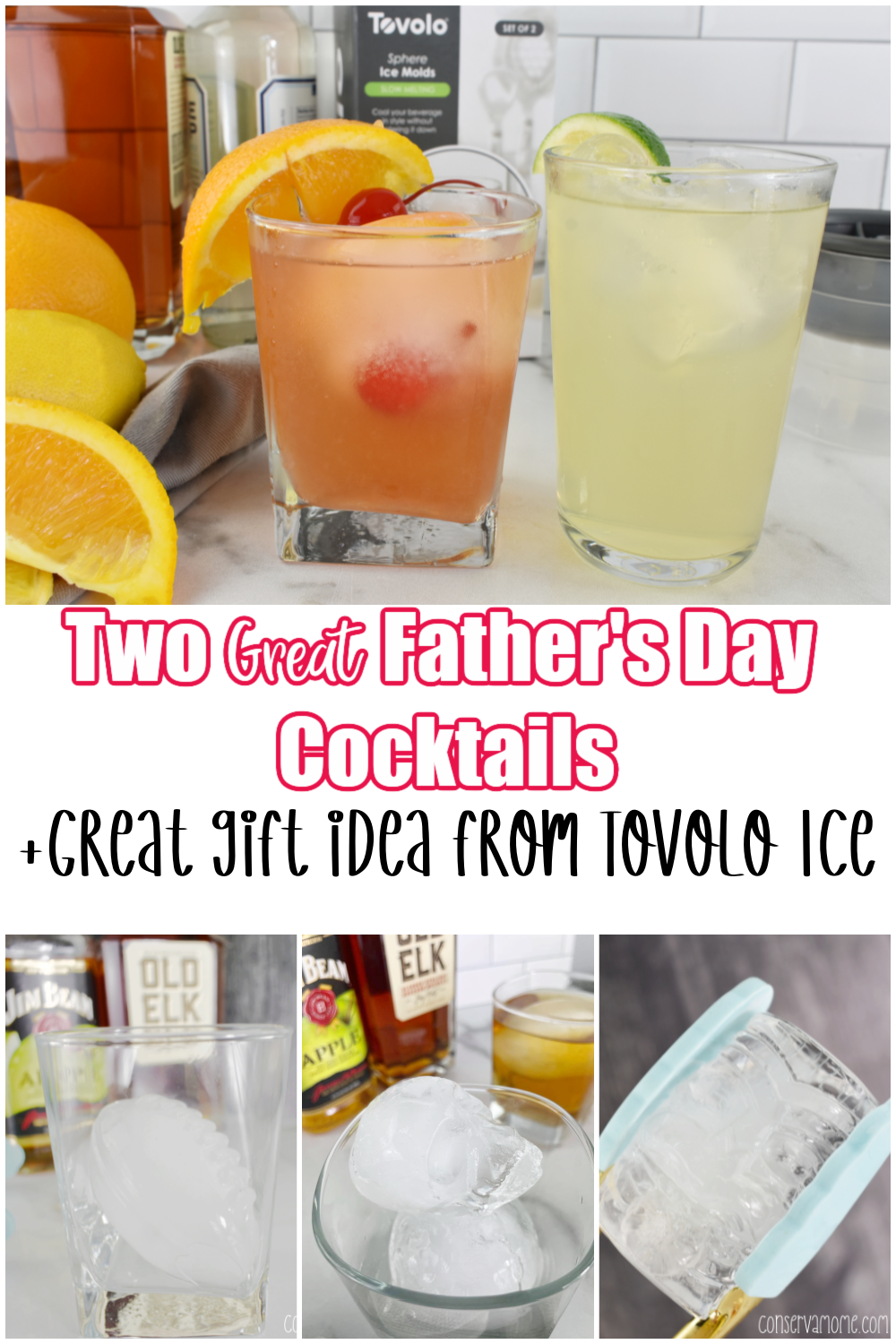 Two Great Father's Day Cocktails