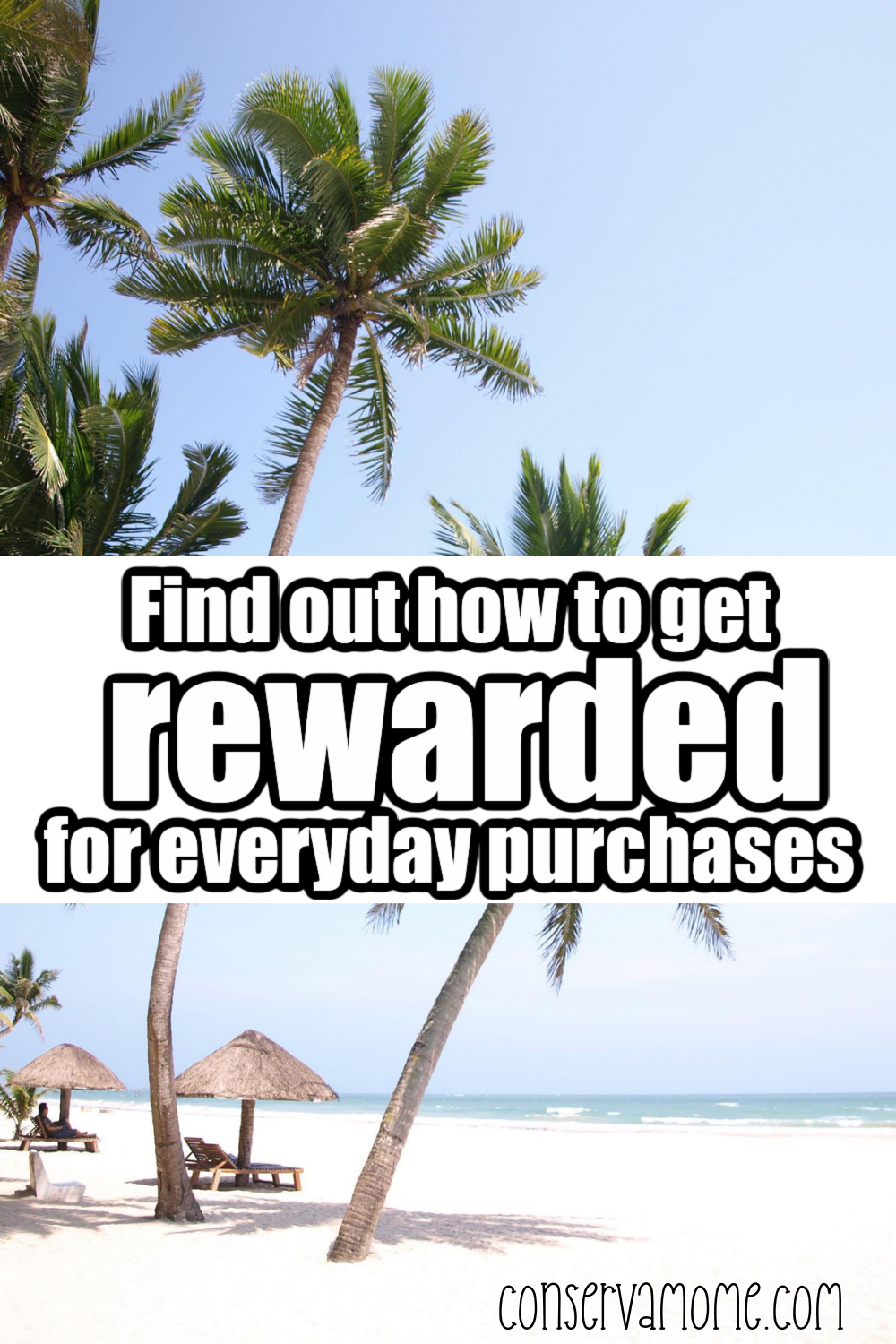 Find out how to get rewarded for everyday purchases