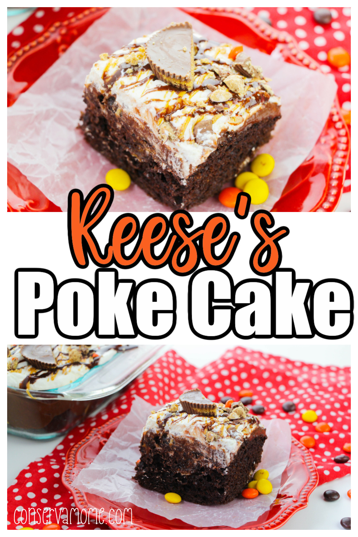 Reese's Poke Cake: A Delicious Peanut Butter Dessert Recipe