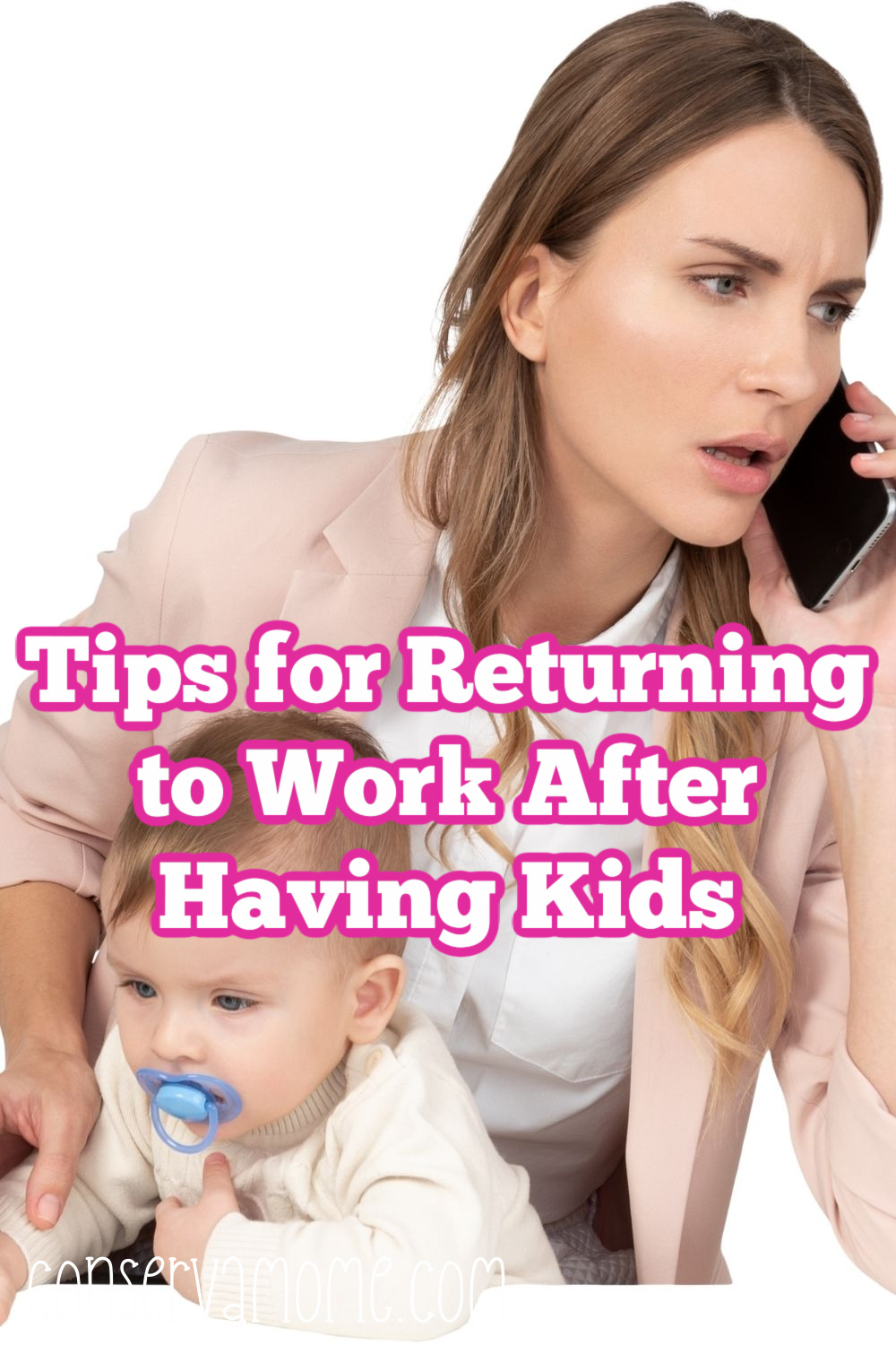 Tips for Returning to Work After Having Kids