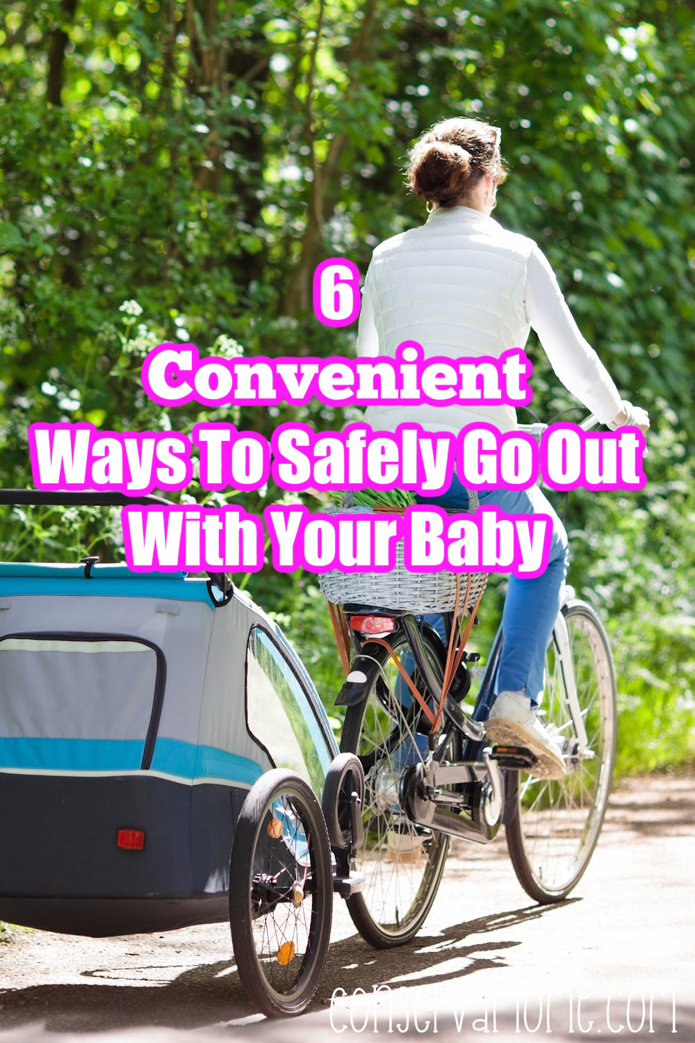 6 Convenient Ways To Safely Go Out With Your Baby