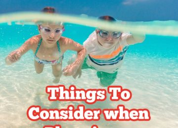 Things To Consider when Planning a Vacation with Kids