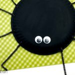 Paper Plate Spider Craft: The Perfect Spider craft for preschool