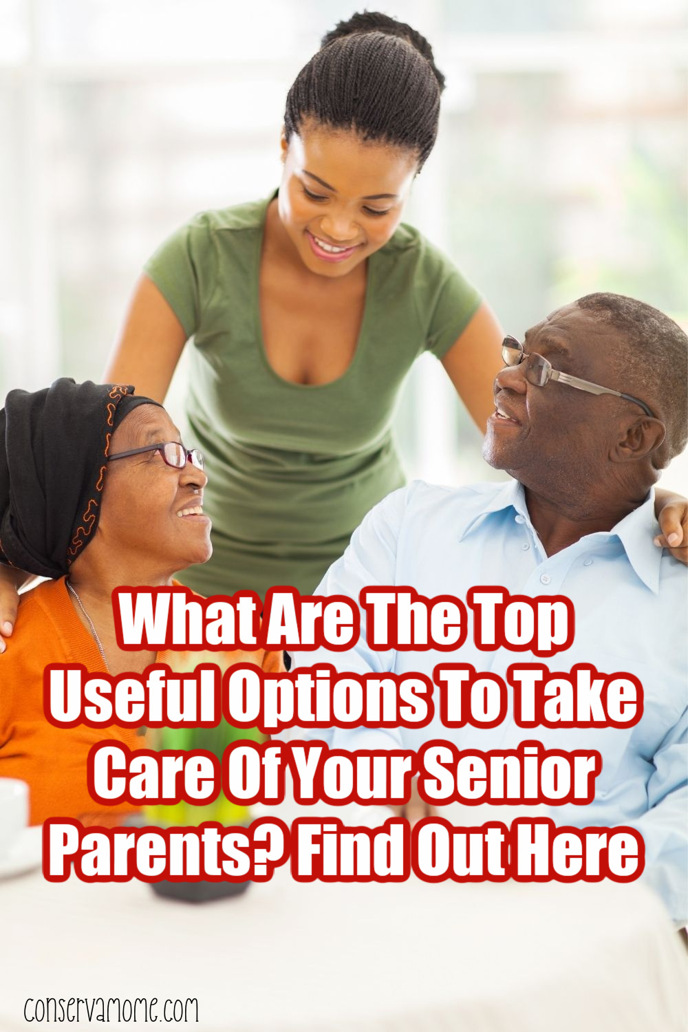 What Are The Top Useful Options To Take Care Of Your Senior Parents?