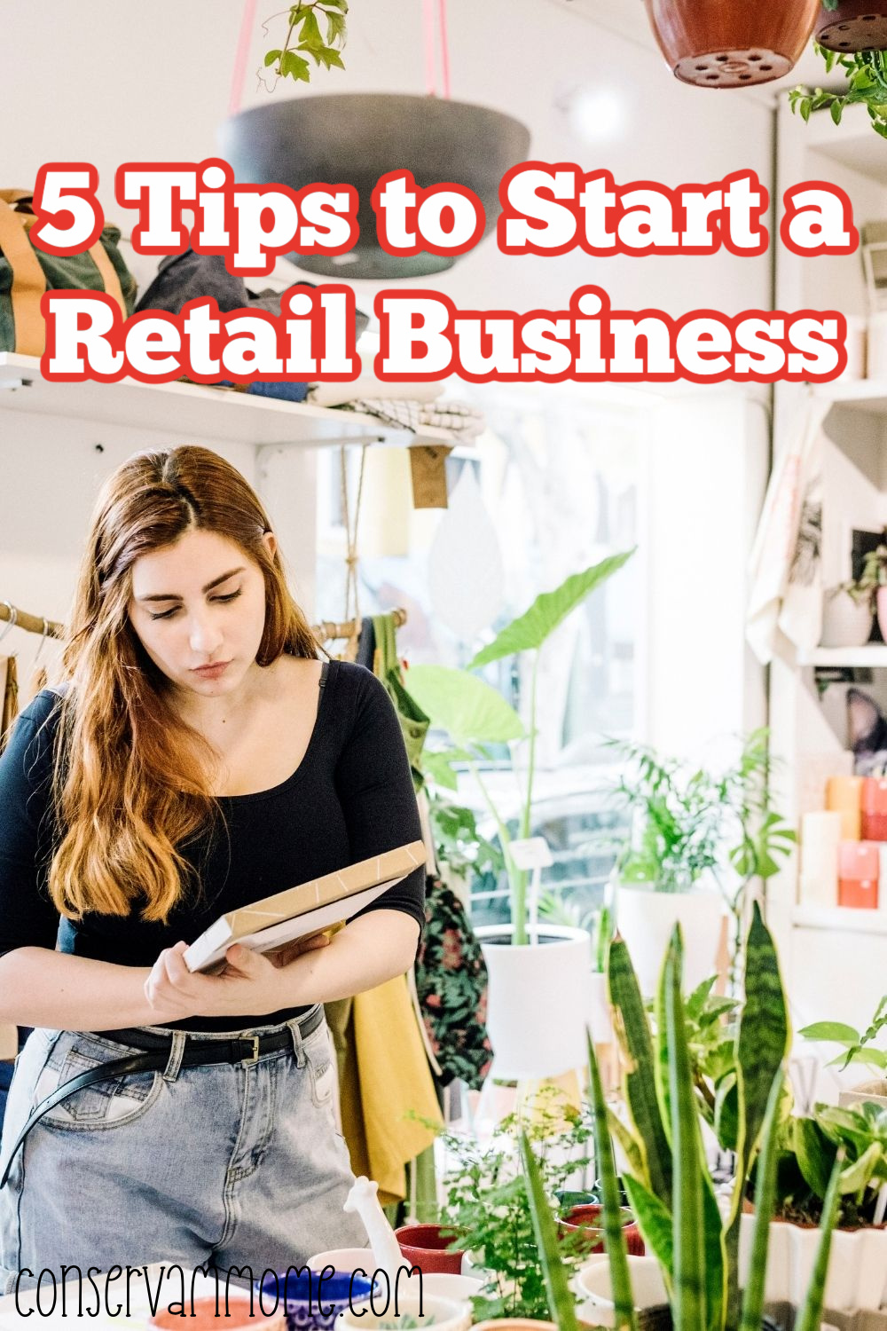 5 tips to start a retail business